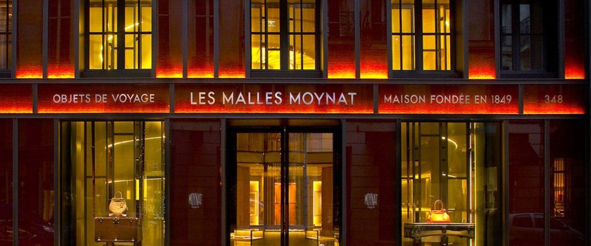 Maison Moynat Paris boutique