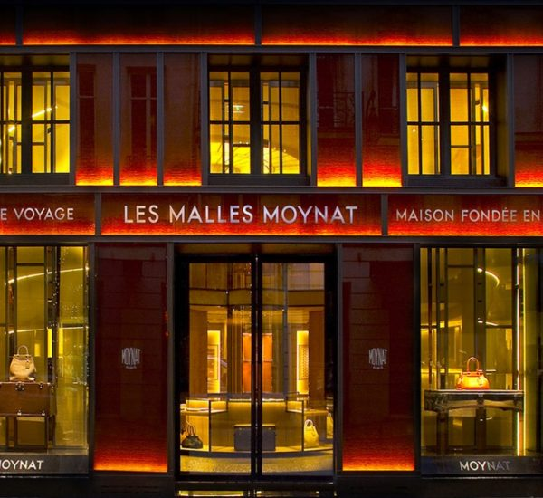 Maison Moynat Paris boutique